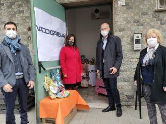 Pasqua2021 Spazio Solidale - Vado Ligure