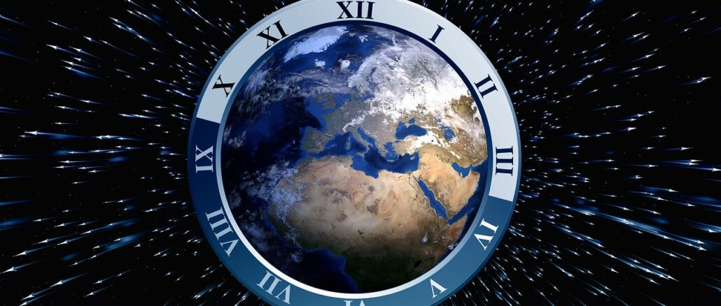 Terra orologio