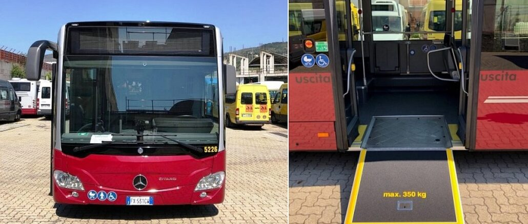 Tpl Linea bus