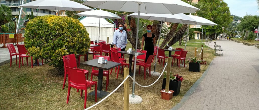 Andora ristorazione locale aperto