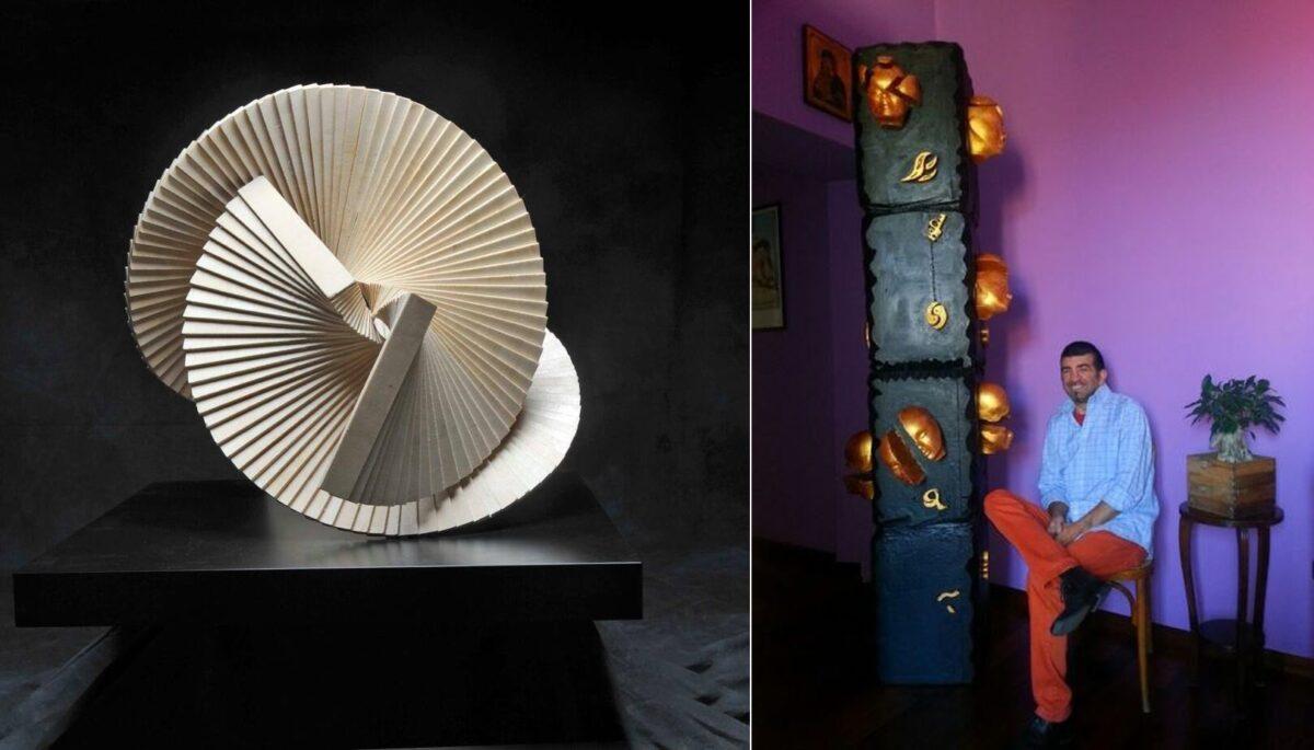Fabio Brandalise - sculture
