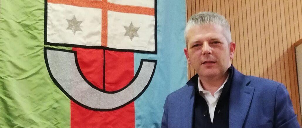 Fabio Tosi di Regione Liguria