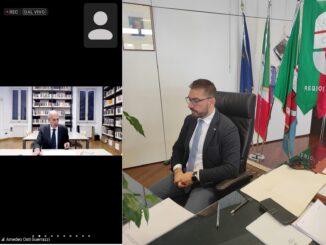 Festa della Liberazione Seduta solenne Consiglio Regione Liguria