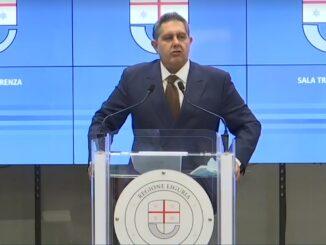 Giovanni Toti - Liguria
