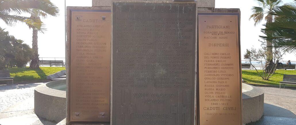 Loano - Monumento