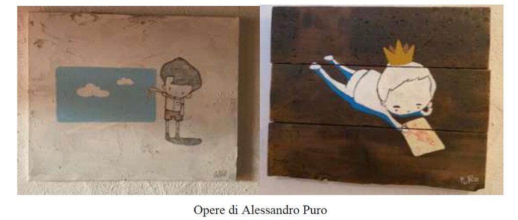 Opere di Alessandro Puro