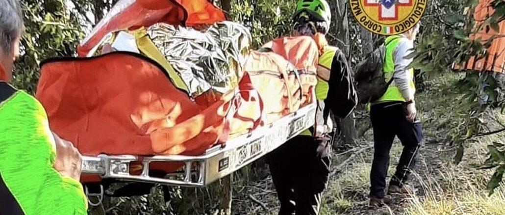 Soccorso biker - Albisola