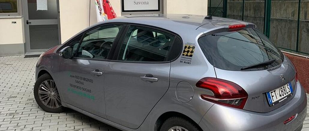 auto Auser Savona provincia