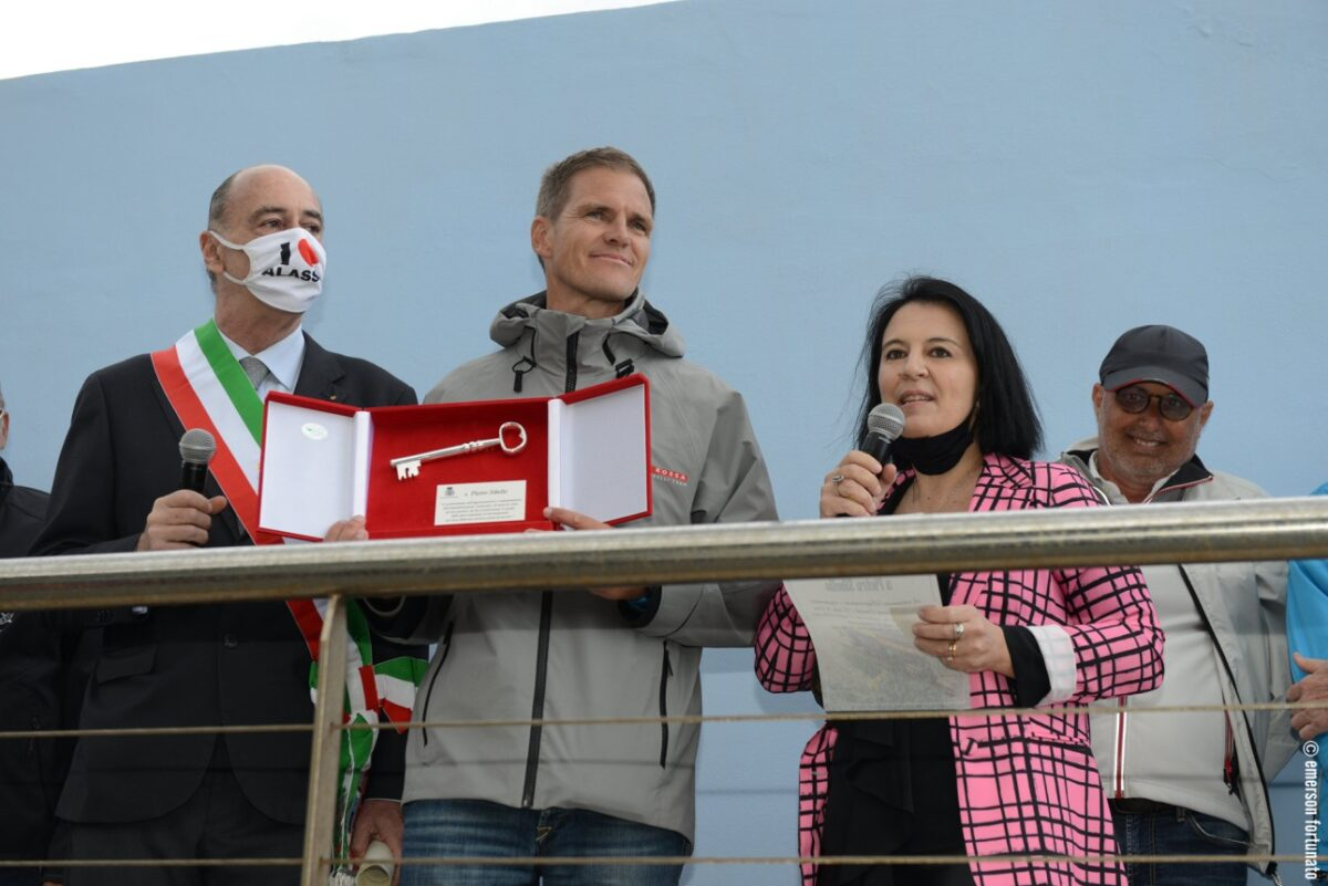 Alassio Trofeo Carpaneda premiazione sibello 29 ph Emerson Fortubnato