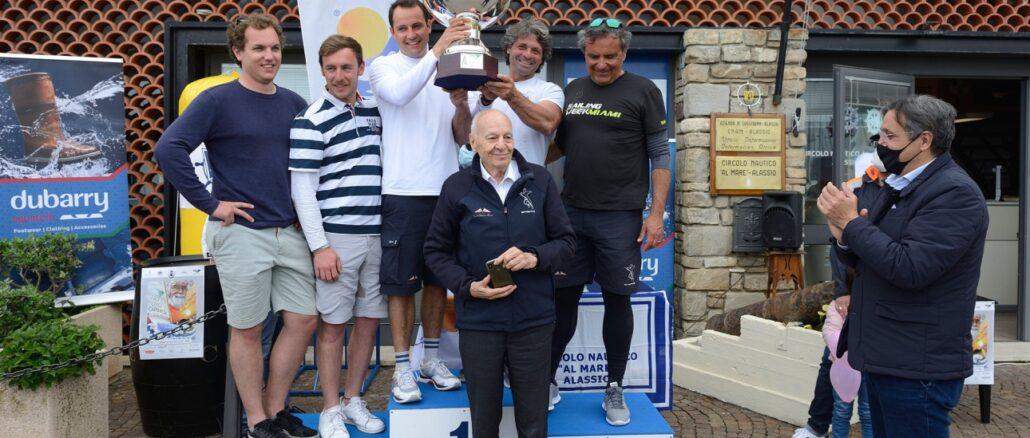 Alassio Trofeo Carpaneda - primi - ph Emerson Fortunato
