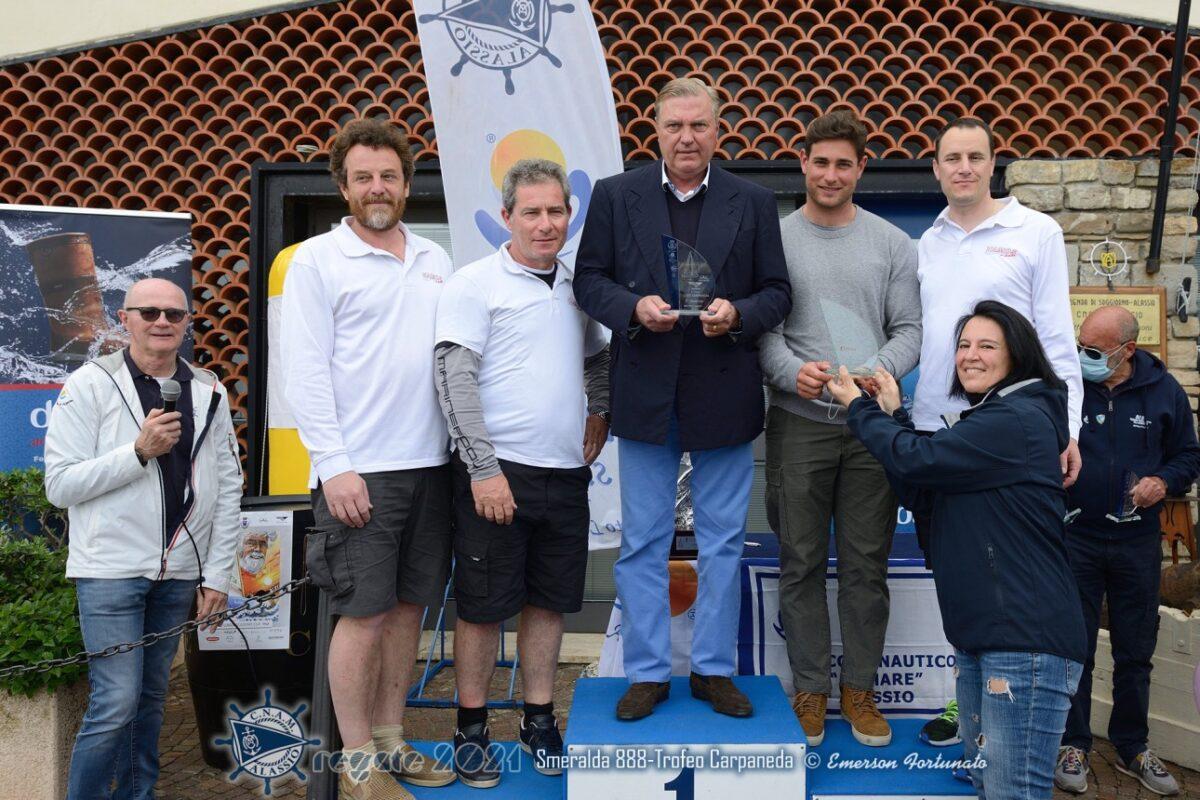 Alassio Trofeo Carpaneda secondi ph Emerson Fortubnato