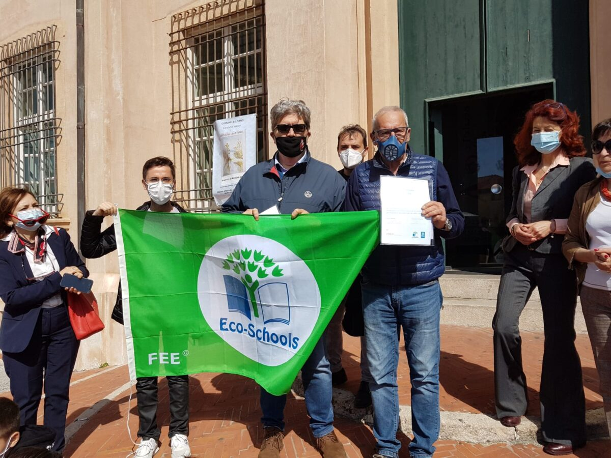 Bandiera Verde Loano Fondazione Stella Grossi