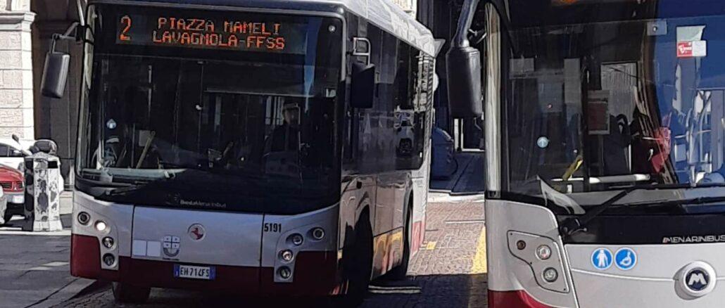 Tpl Linea Bus fermata Savona