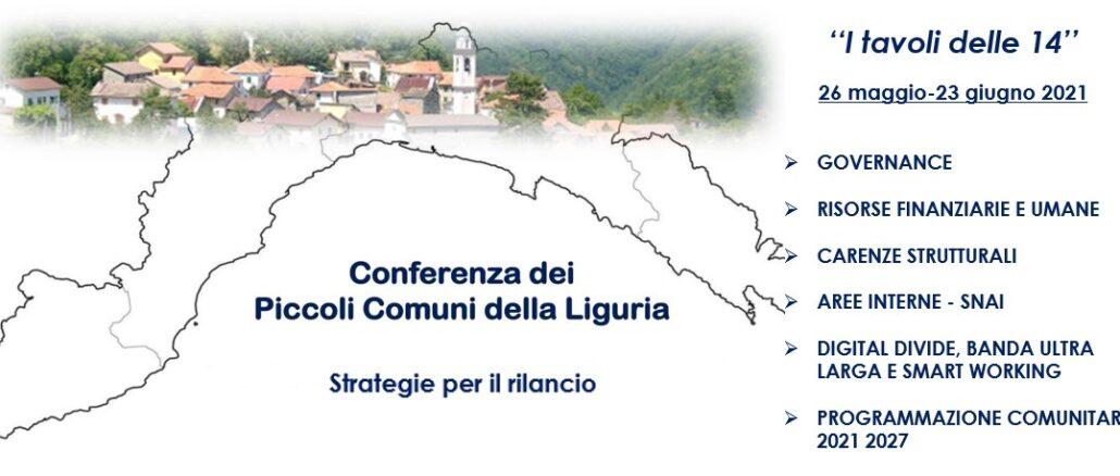 Conferenza dei Piccoli Comuni della Liguria