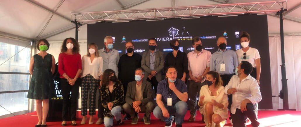 Premiati i vincitori del Riviera International Film Festival 2021