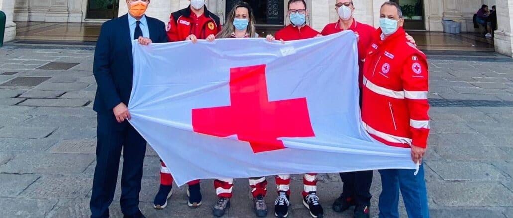 Genova Toti Croce Rossa