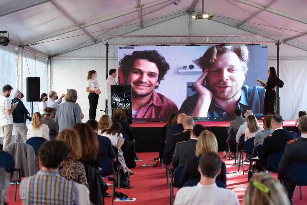Nandor Lorincz e Balint Nagy registi film vincitore ph Bottinelli