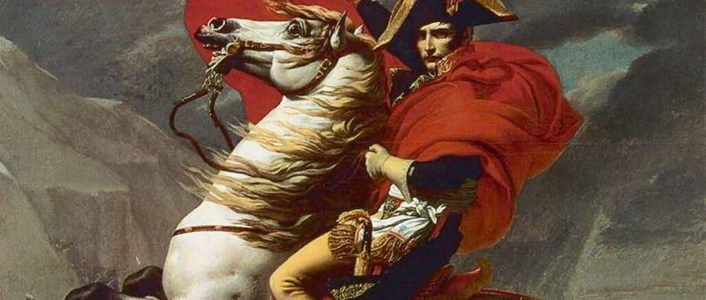 Napoleone alla Alpi