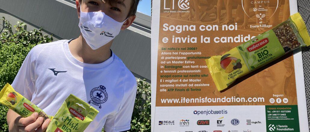Noberasco - I Tennis Foundation