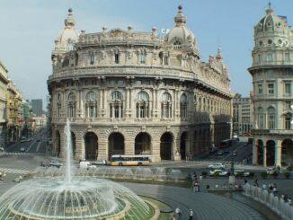 Palazzo Borsa Genova