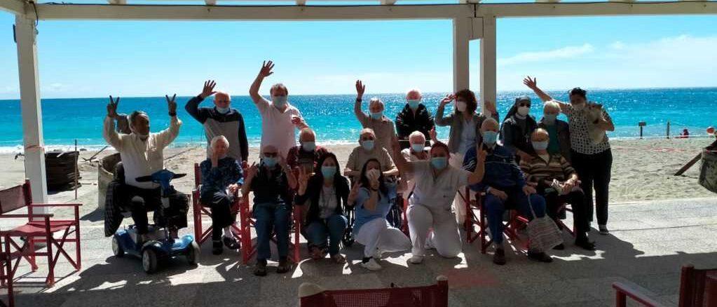 RSA Opera Pia Siccardi - Nonni al mare