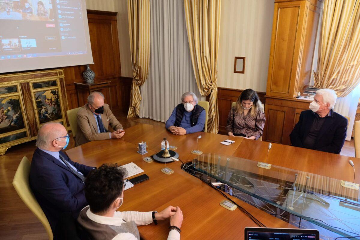 Seconda Conferenza 55° Festival presso Fondazione De Mari 1