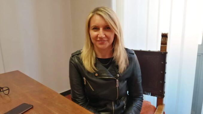 assessore bilancio edilizia scolastica Albenga Silvia Pelosi