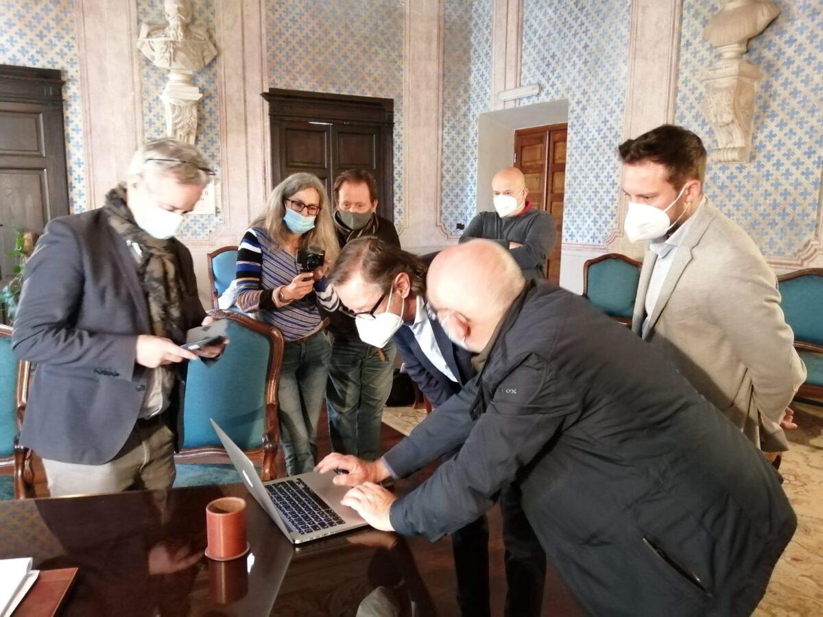 delegazione dalla Corsica b