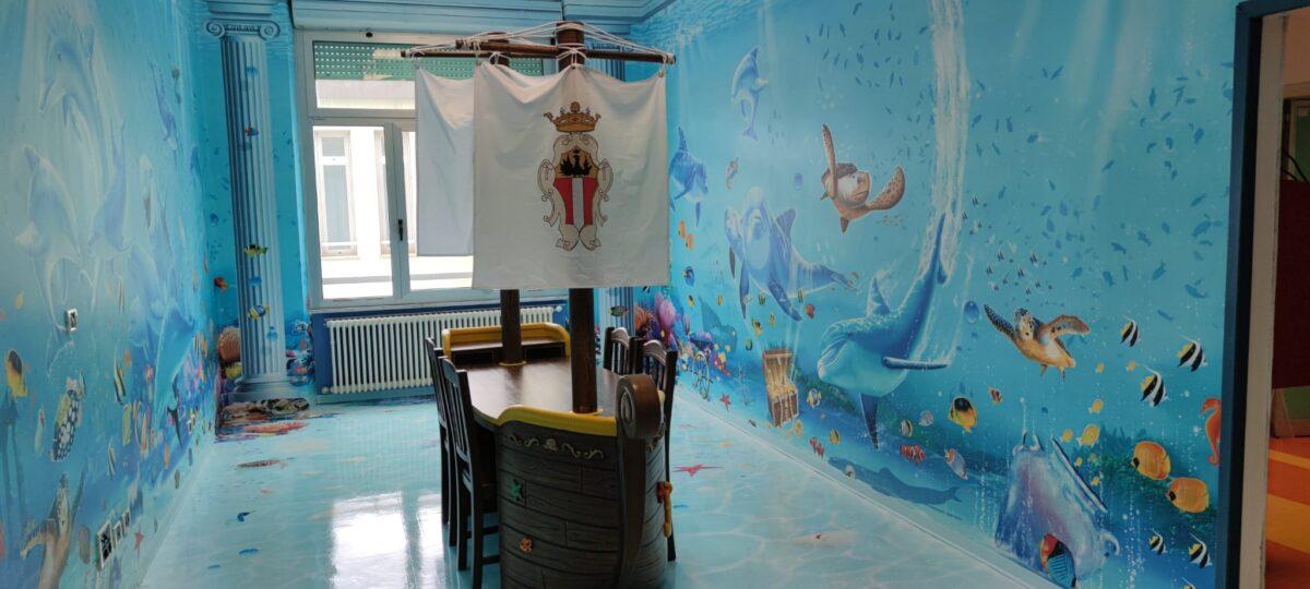 sala attesa pediatria