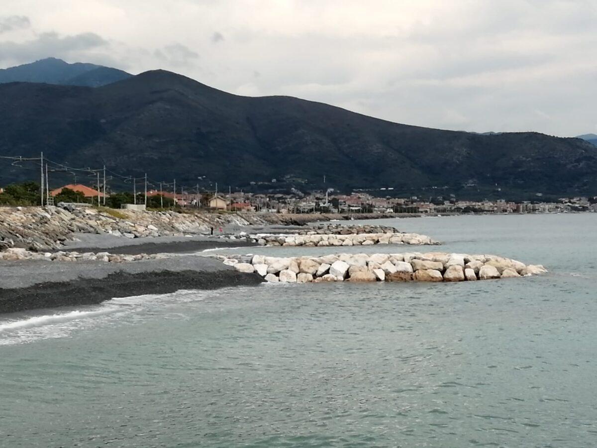 Albenga progetto moli 2