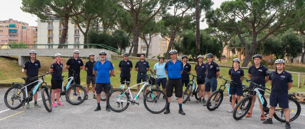 Bike Patrol Loano