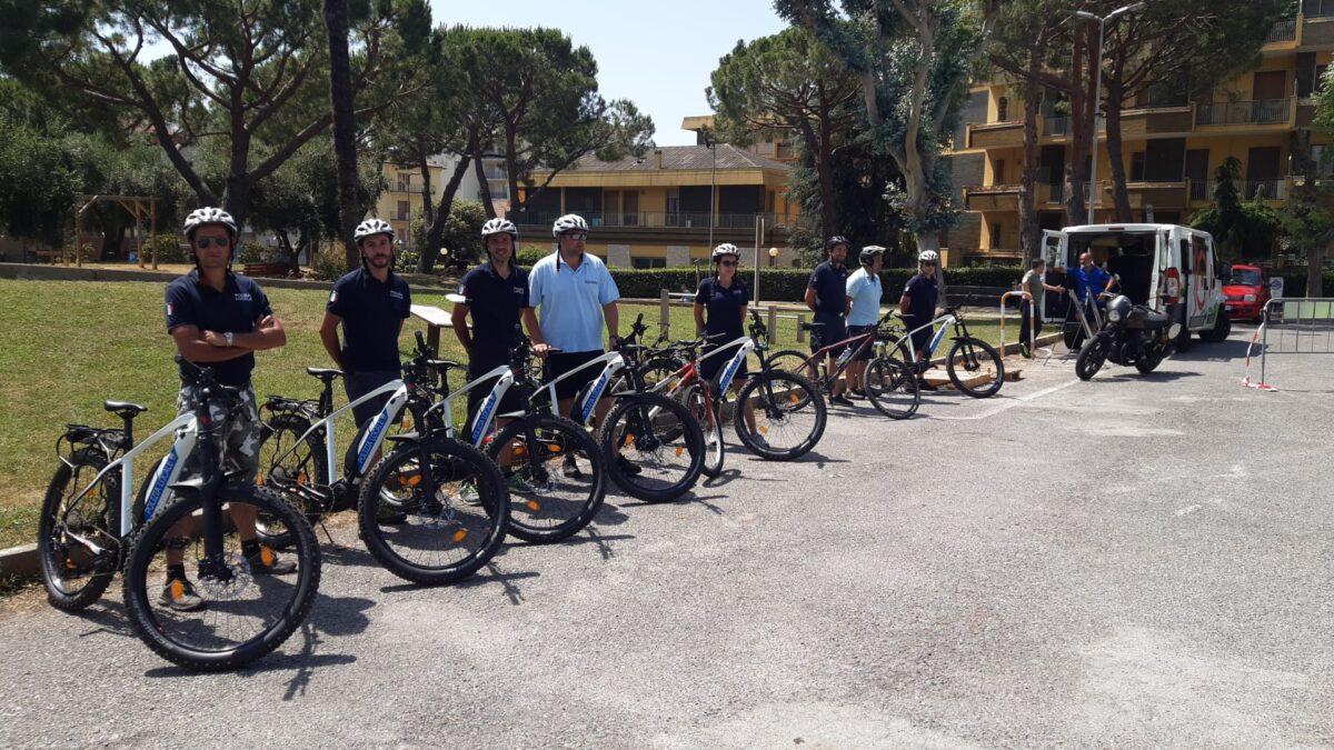 Bike Patrol Loano 02