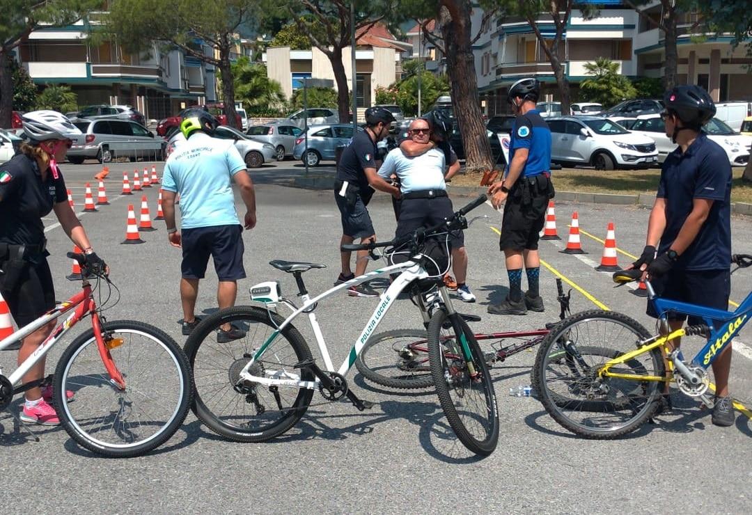Bike Patrol Loano 06