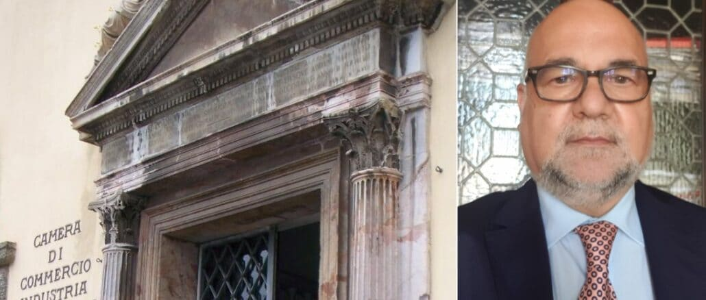 Camera commercio - Marco Casarino