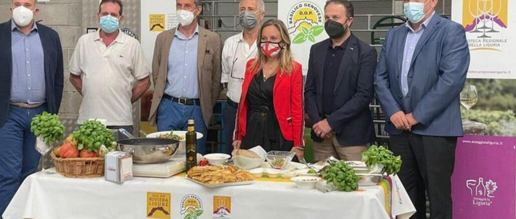 Dop economy mercato ortofrutticolo di Genova