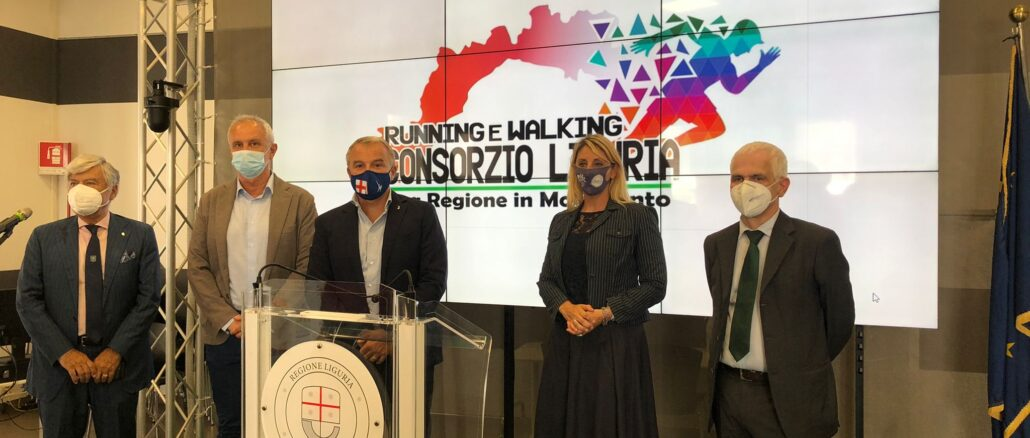 Liguria che ripsrte