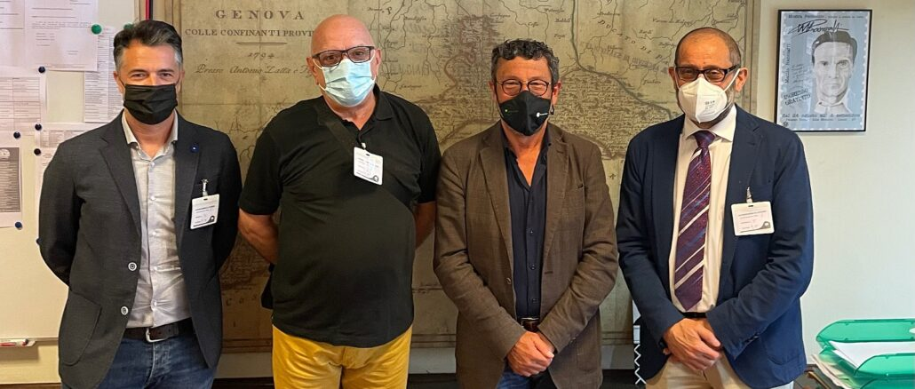 Ordine professioni sanitarie TSRM e PSTRP - Regione Liguria