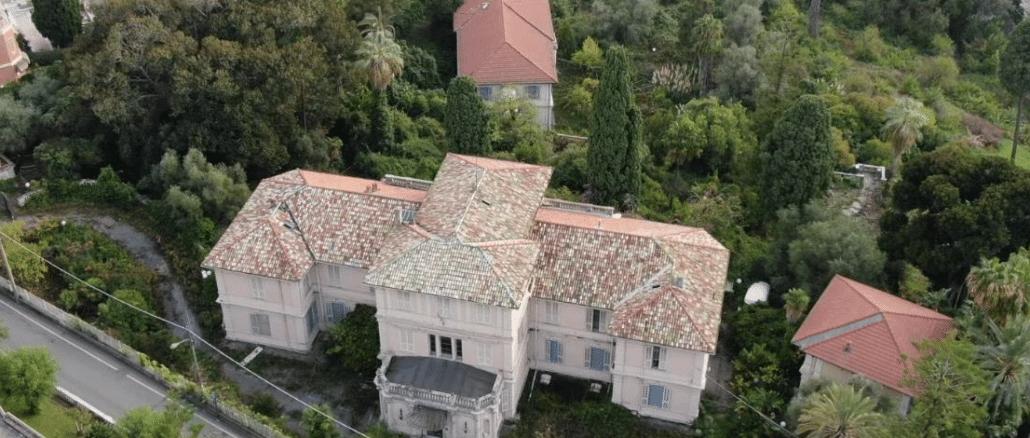 Villa Lieta a Sanremo
