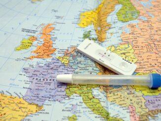 covid mappa europa