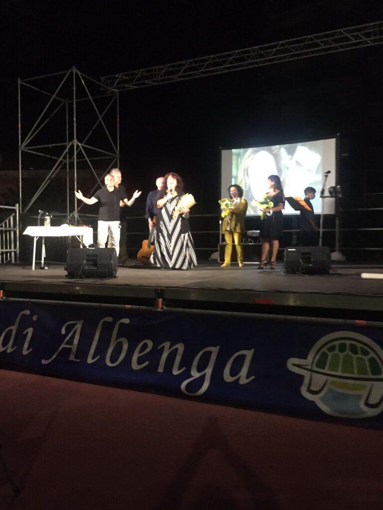 Albenga spettacolo Troisi per Ant 04