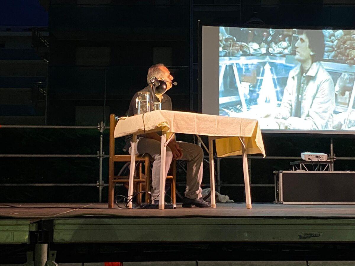 Albenga spettacolo Troisi per Ant 06