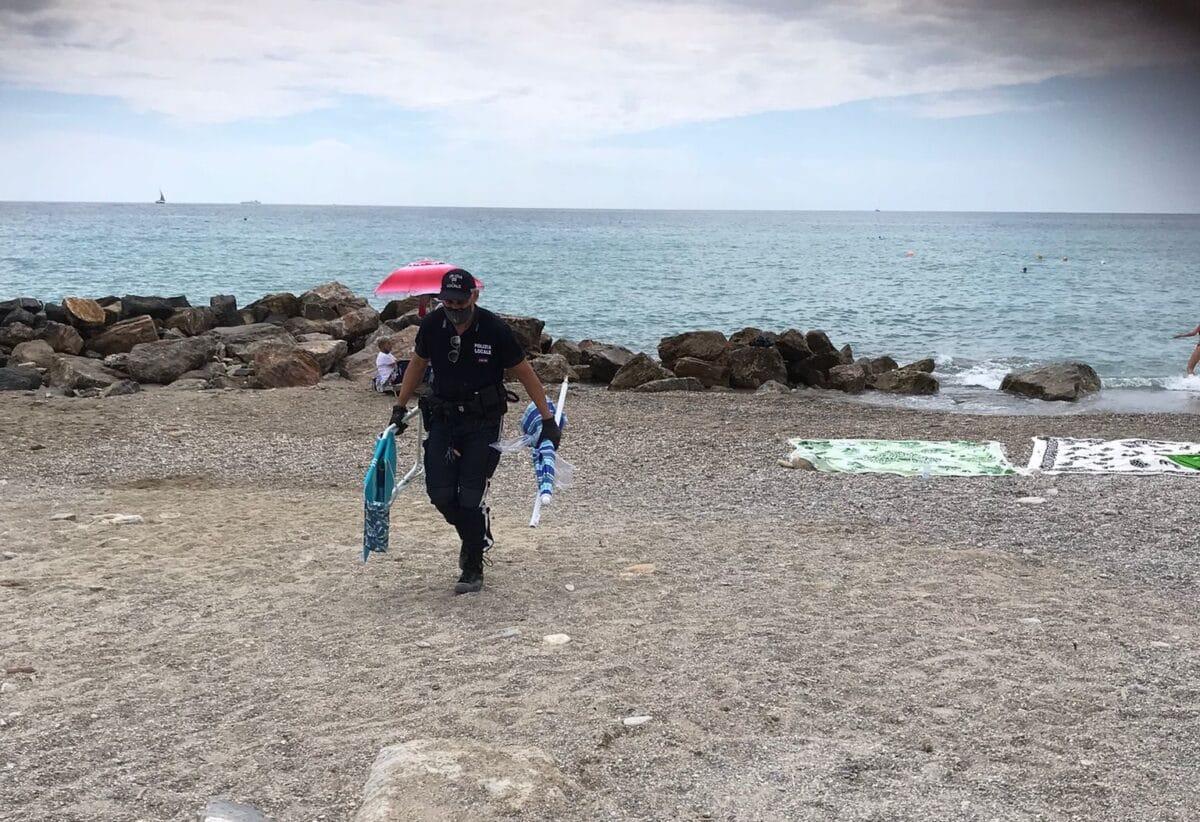 Controlli Spiagge Loano
