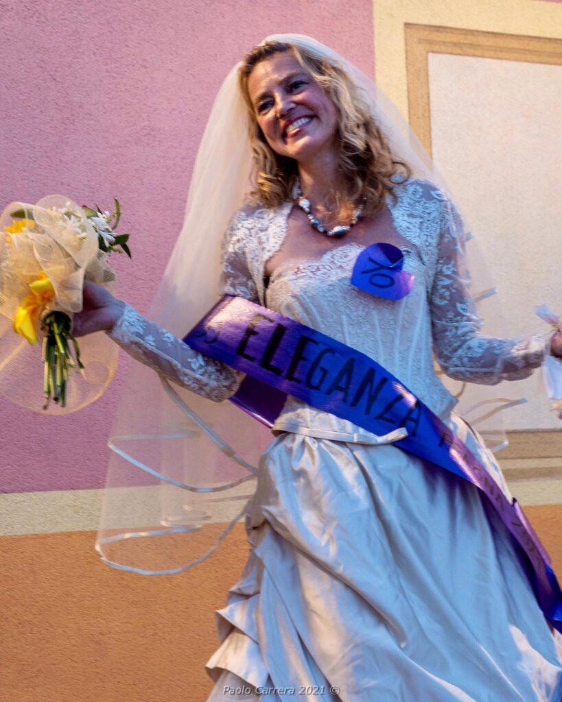 Elena Ghiglione di Borghetto Santo Spirito Miss Eleganza Peagna 2021