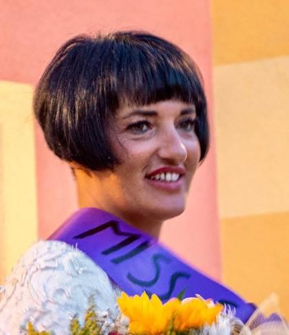 Ilaria Arnelli di Torino Miss Sorriso Peagna 2021