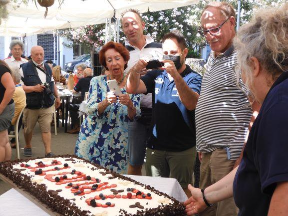 La torta Foto Pasolini