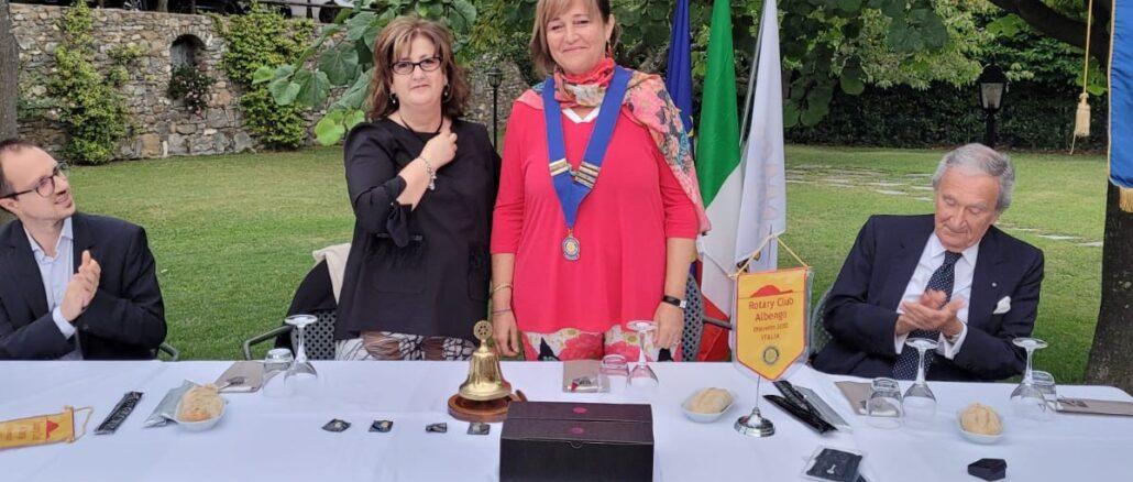 Maria Federica Crotti - Rotary Albenga