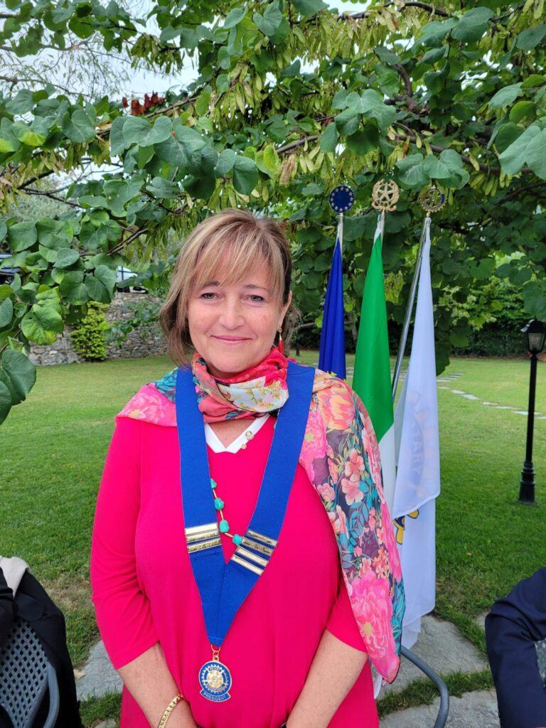 Maria Federica Crotti nuovo presidente - Rotary Albenga