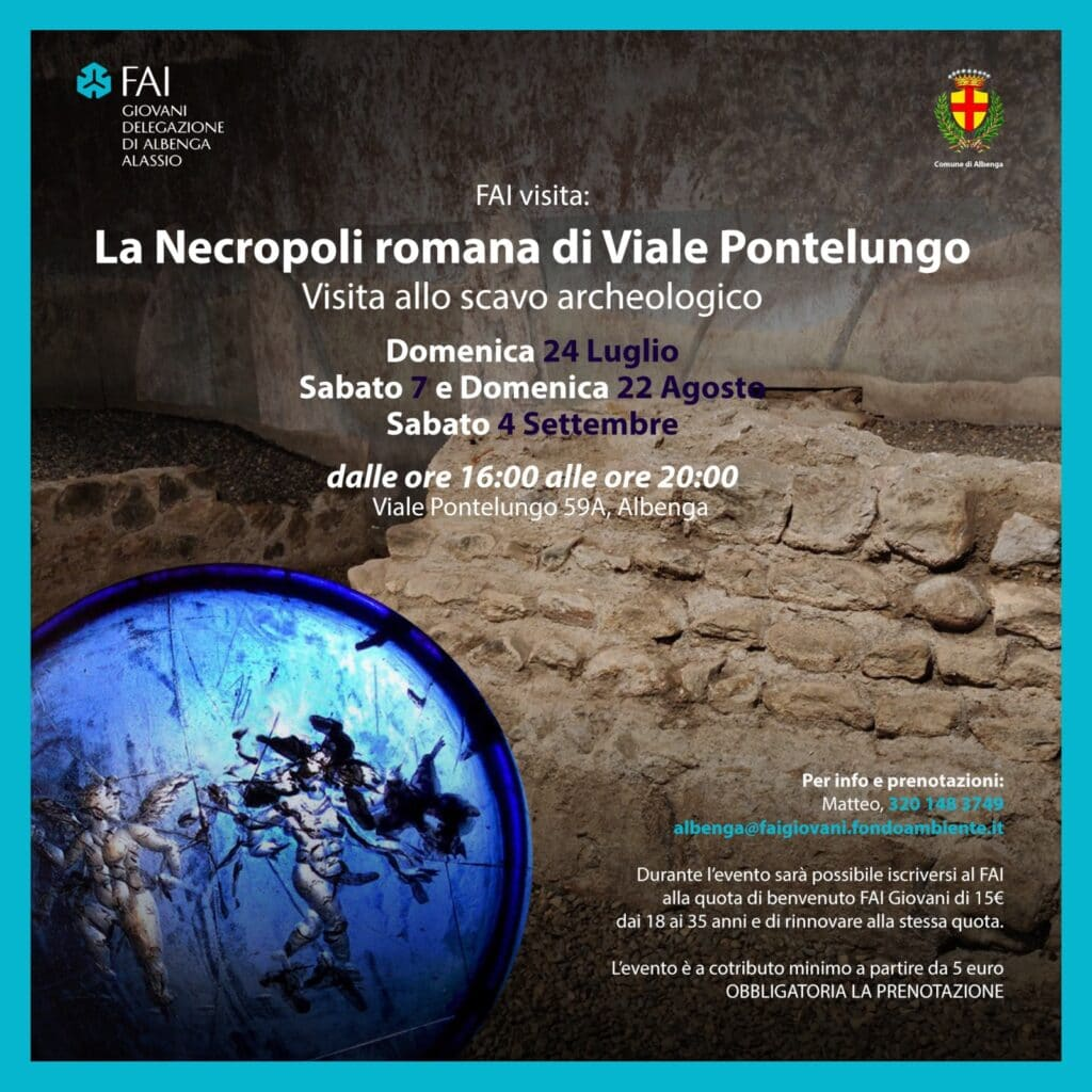 Necropoli romana Albenga 01