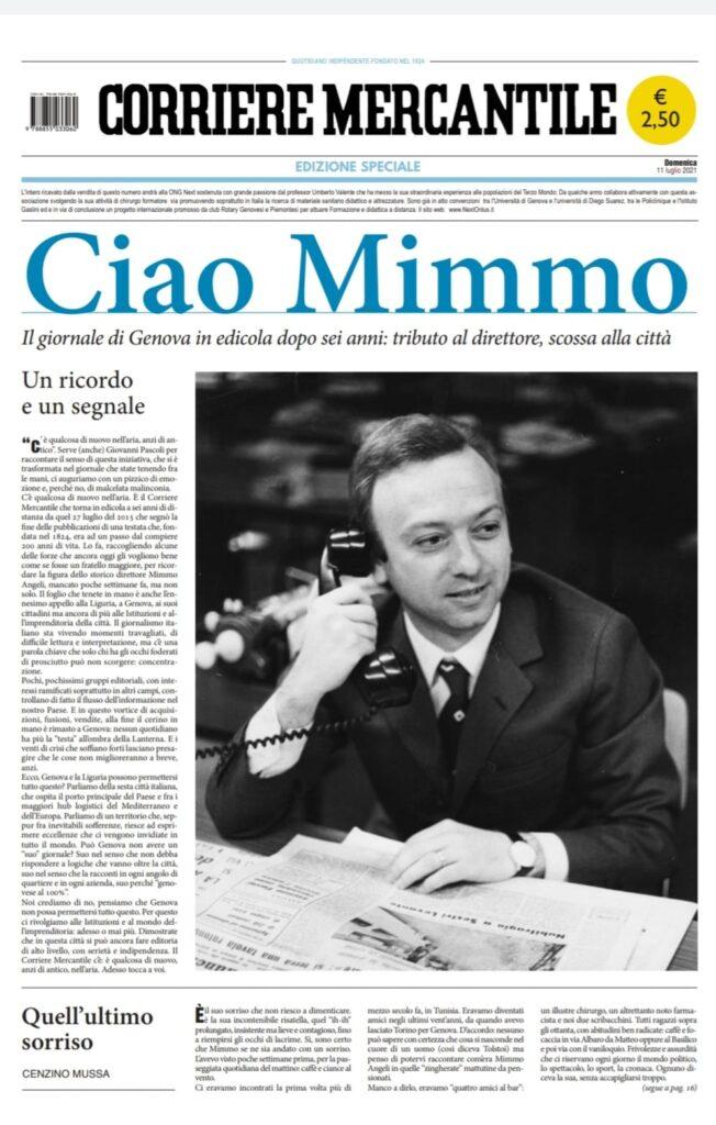 Prima Corriere Mercantile