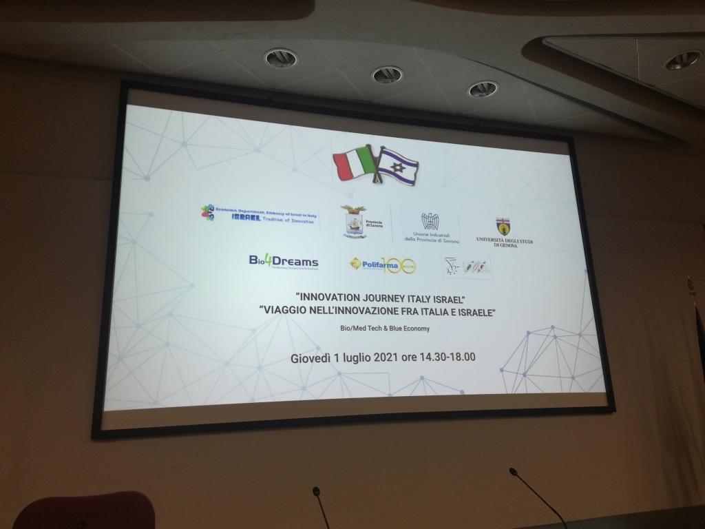 Savona Viaggio innovazione fra Italia e Israele 1